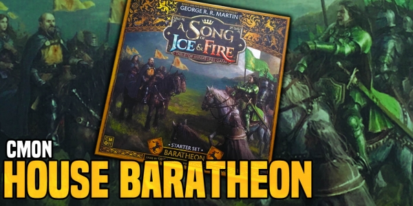 CMON: House Baratheon Starter Set