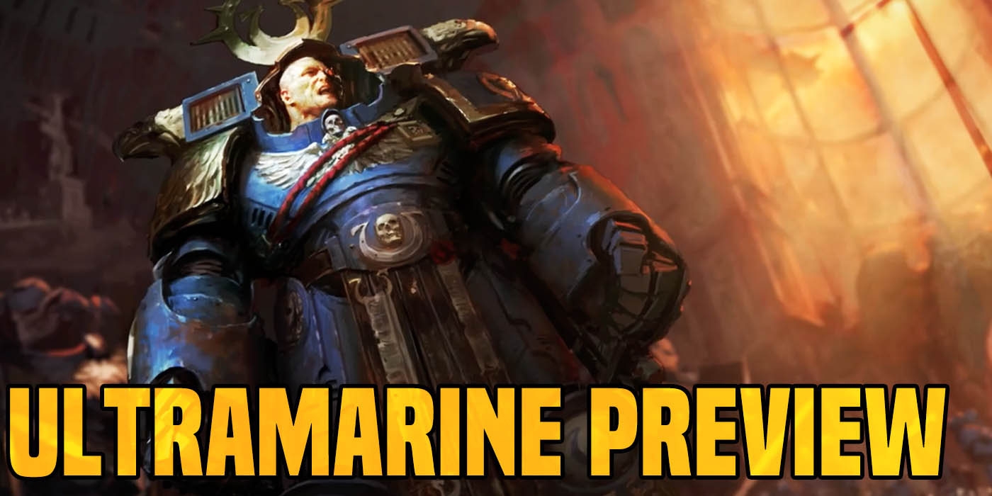 Warhammer 40K: Ultramarines - The Scions of Guilliman Preview - Bell