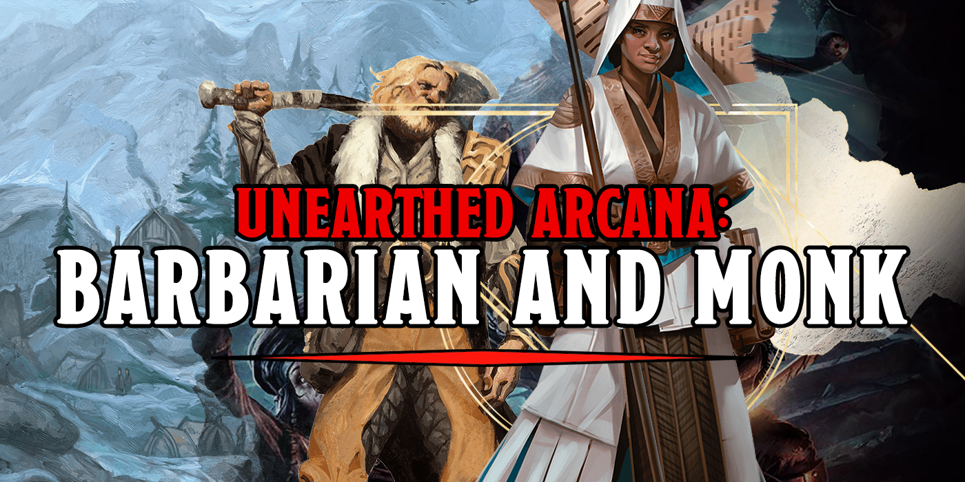 D&D: Get Wild, Get Astral With Two New Subclasses - Bell of