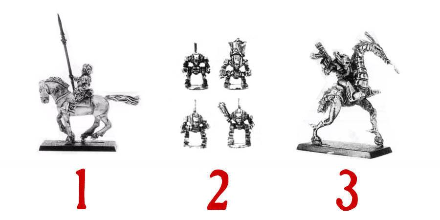 Warhammer 40k & Games Workshop Minis Trivia Challenge - Bell