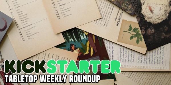 Tabletop Kickstarter Round-Up: August 21, 2019