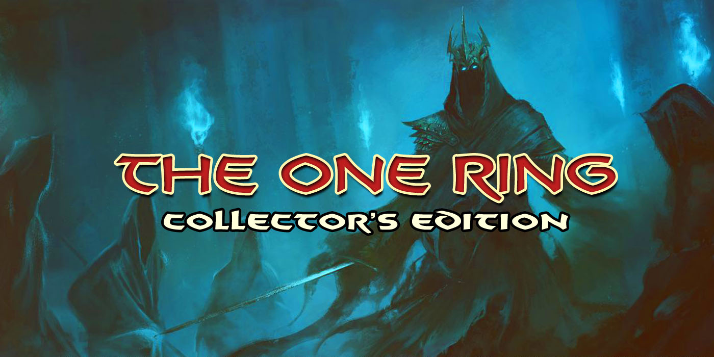 RPG: Gaze Upon Cubicle 7's 'The One Ring' Collector's Edition - Bell of Lost Souls