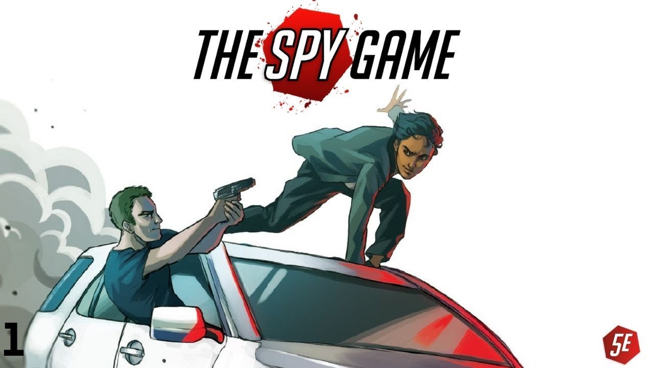 Rpg The Spy Game With Sam Webb Bell Of Lost Souls