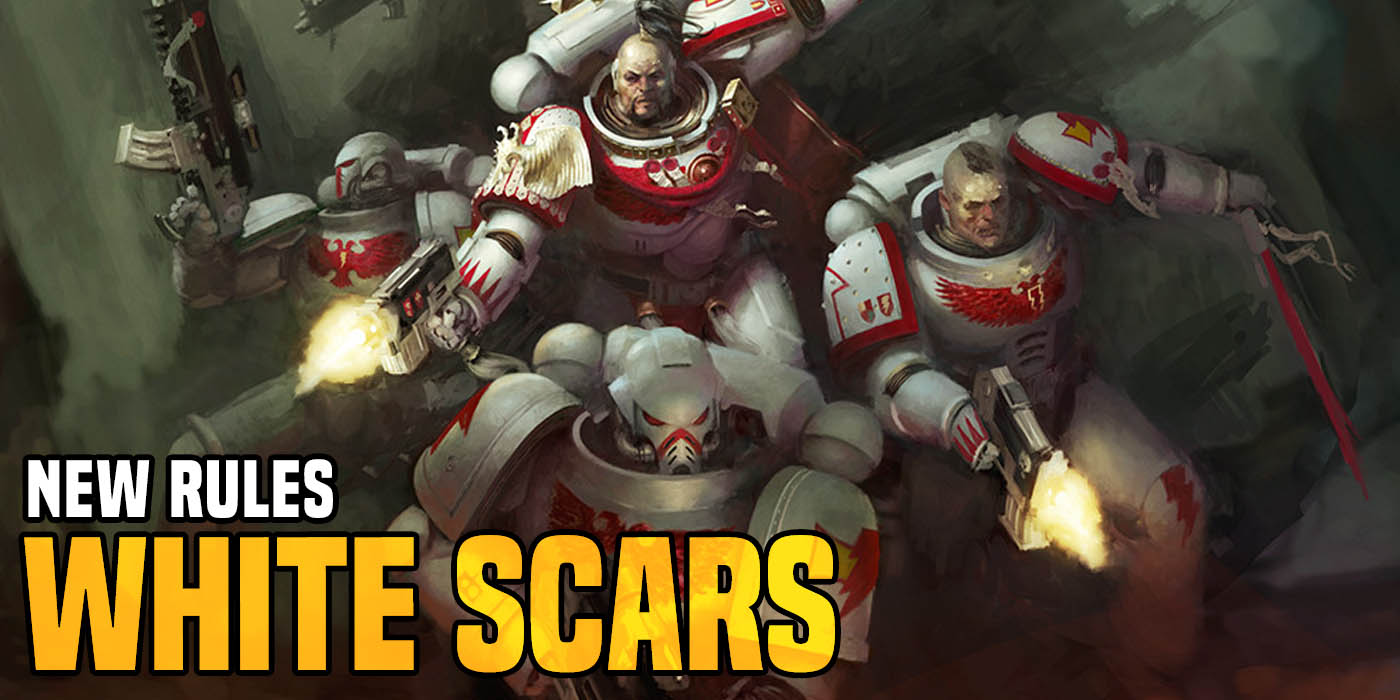 Warhammer 40K: White Scars Rules Preview - Bell of Lost Souls
