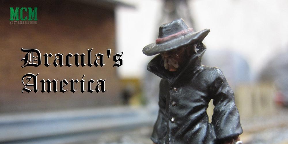 Battling Vampires in the Wild West of Dracula's America - Bell of Lost Souls