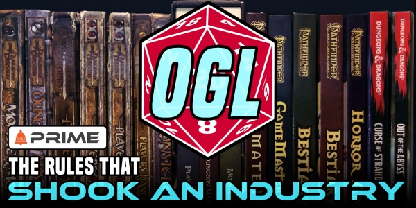 RPG: The Legacy Of The Open Gaming License – PRIME