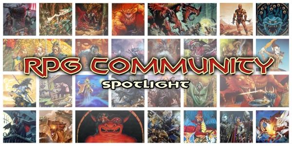 RPG Community Spotlight – Fanart Fridays Are Getting Spooky