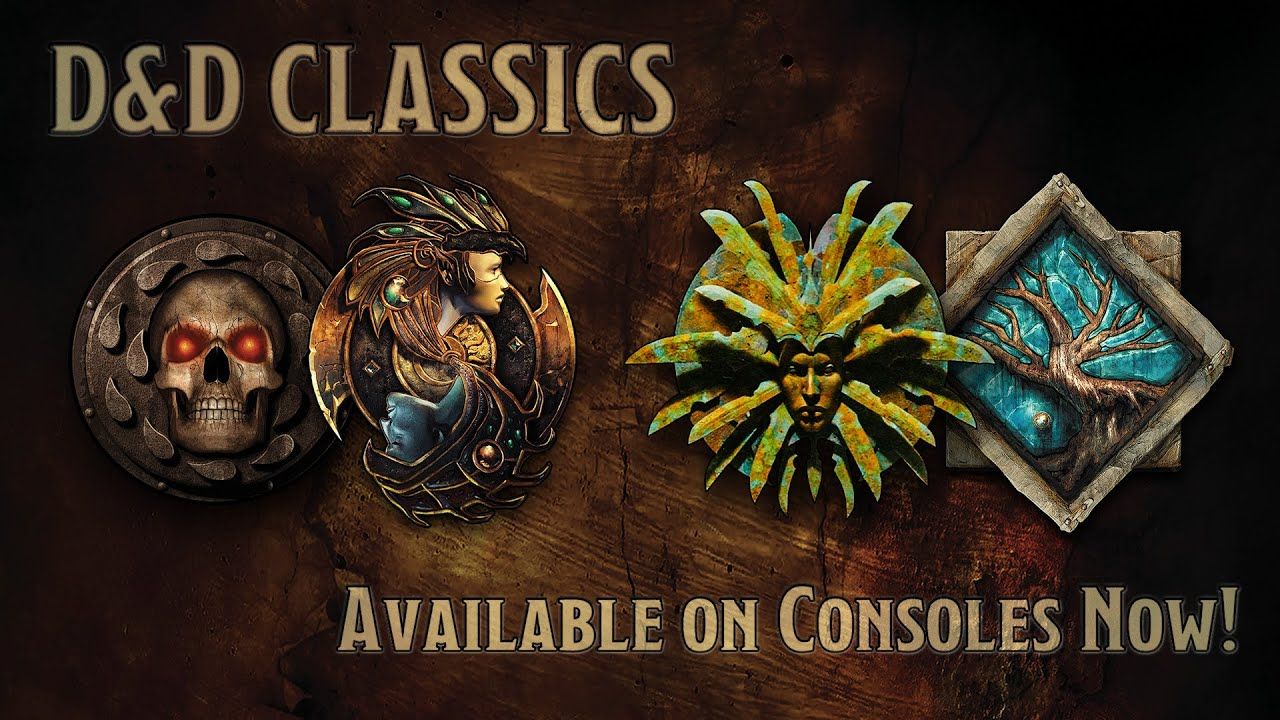 D&D: Baldur's Gate, Planescape Torment, And More Come To Consoles - Bell of Lost Souls