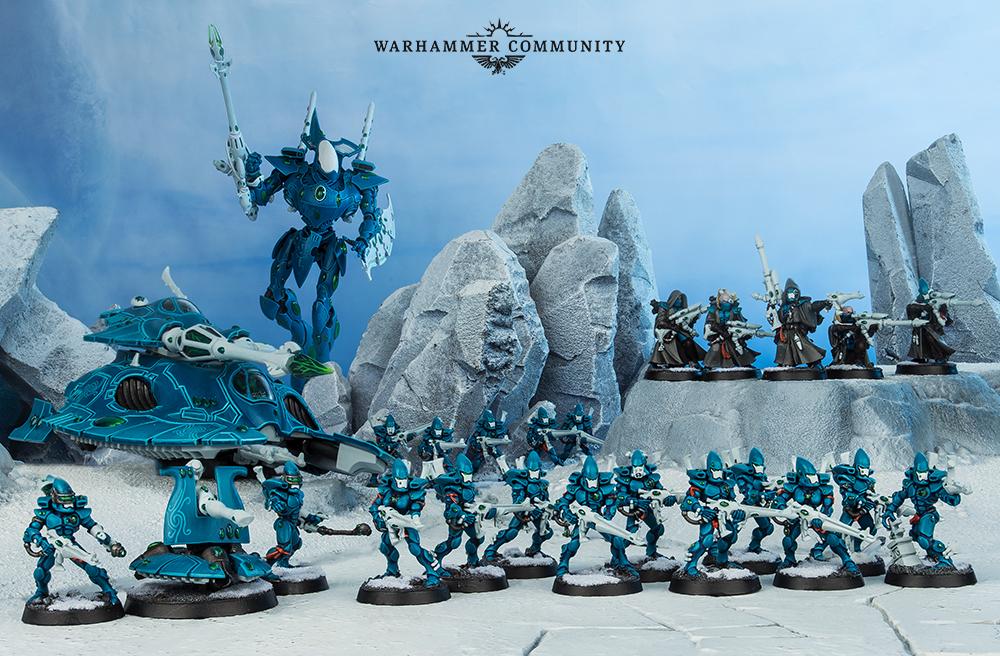 DRAZHAR Incubi Drukhari Dark Eldar Ynnari Blood of the Phoenix Warhammer 40K