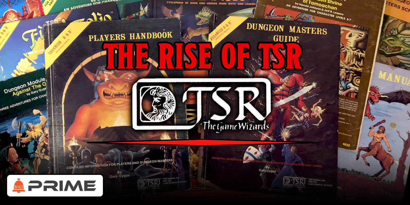 D&D: The Rise Of TSR - Prime - Bell of Lost Souls