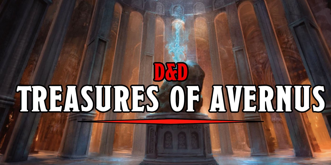 D&D: Magic Items FROM HELL - Our Favorites - Bell of Lost Souls