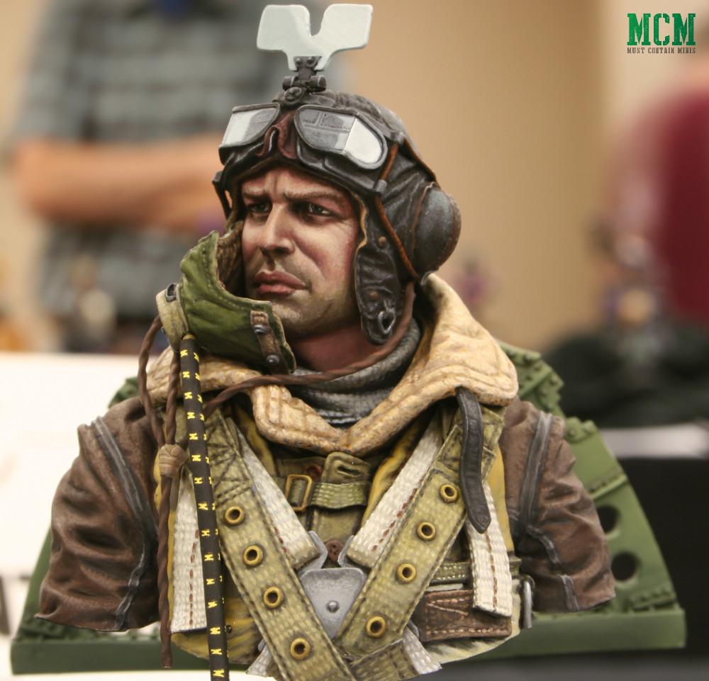 Young Miniatures WW2 Pilot