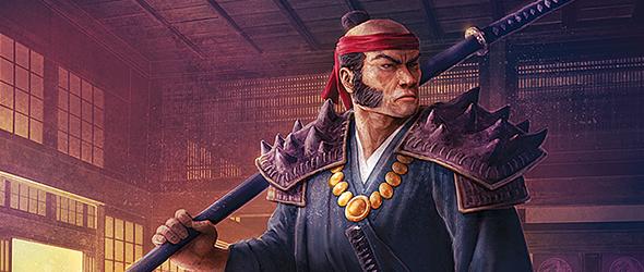 L5R: TCG – New Crab Clan Pack 'Defenders of Rokugan' Previews