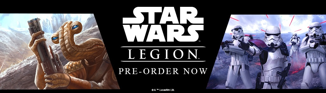 Star Wars: Legion - New Infantry Upgrade Expansions Pre-Order Available - Bell of Lost Souls
