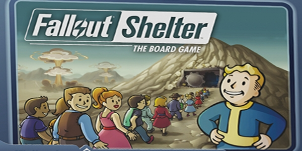 Fantasy Flight Games Announces Fallout Shelter: The Board Game