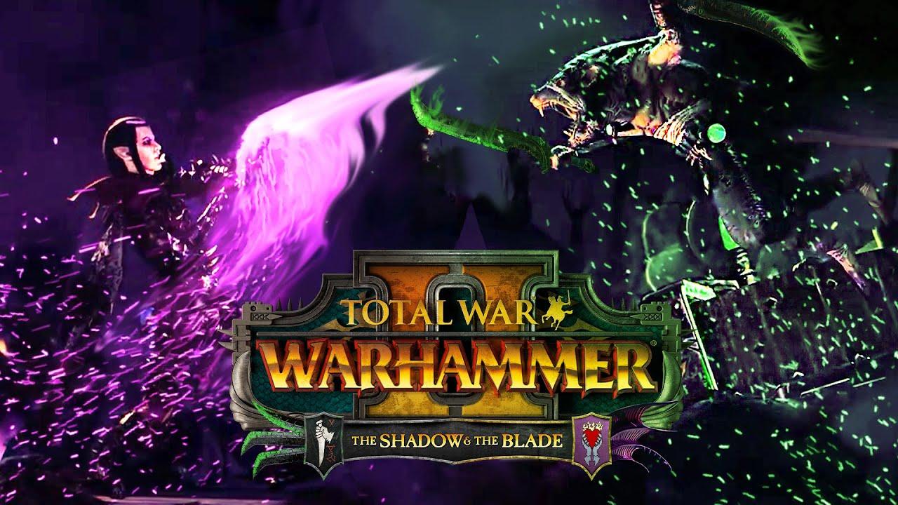Warhammer Total War Brings Dark Elf And Skaven Legends
