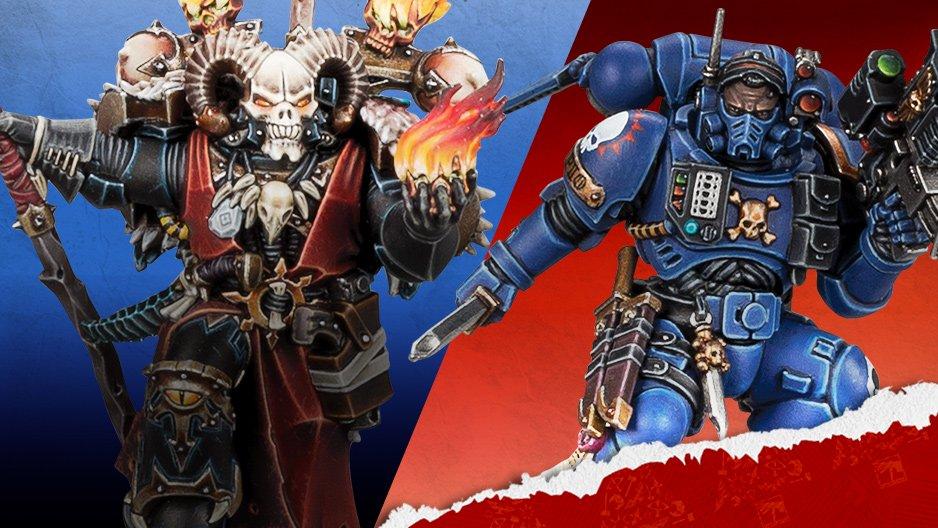 Warhammer 40k  2019 Retrospective - The Big Meta Shifts