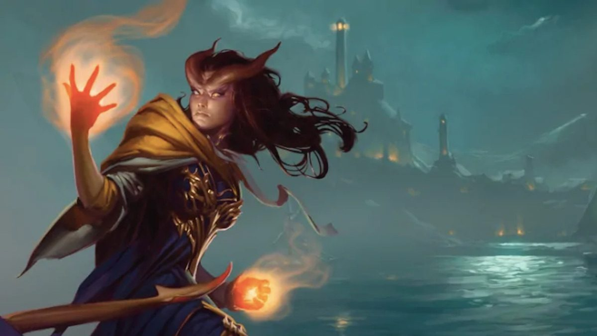 D&D: Best Lineages For A Spellcaster - Bell of Lost Souls