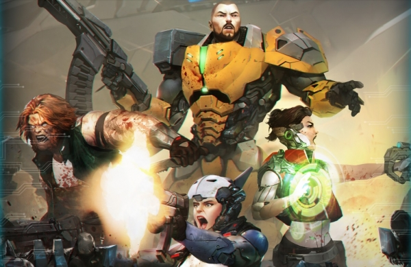 Infinity Defiance Kickstarter Fully Funded & Breaking Stretch Goals