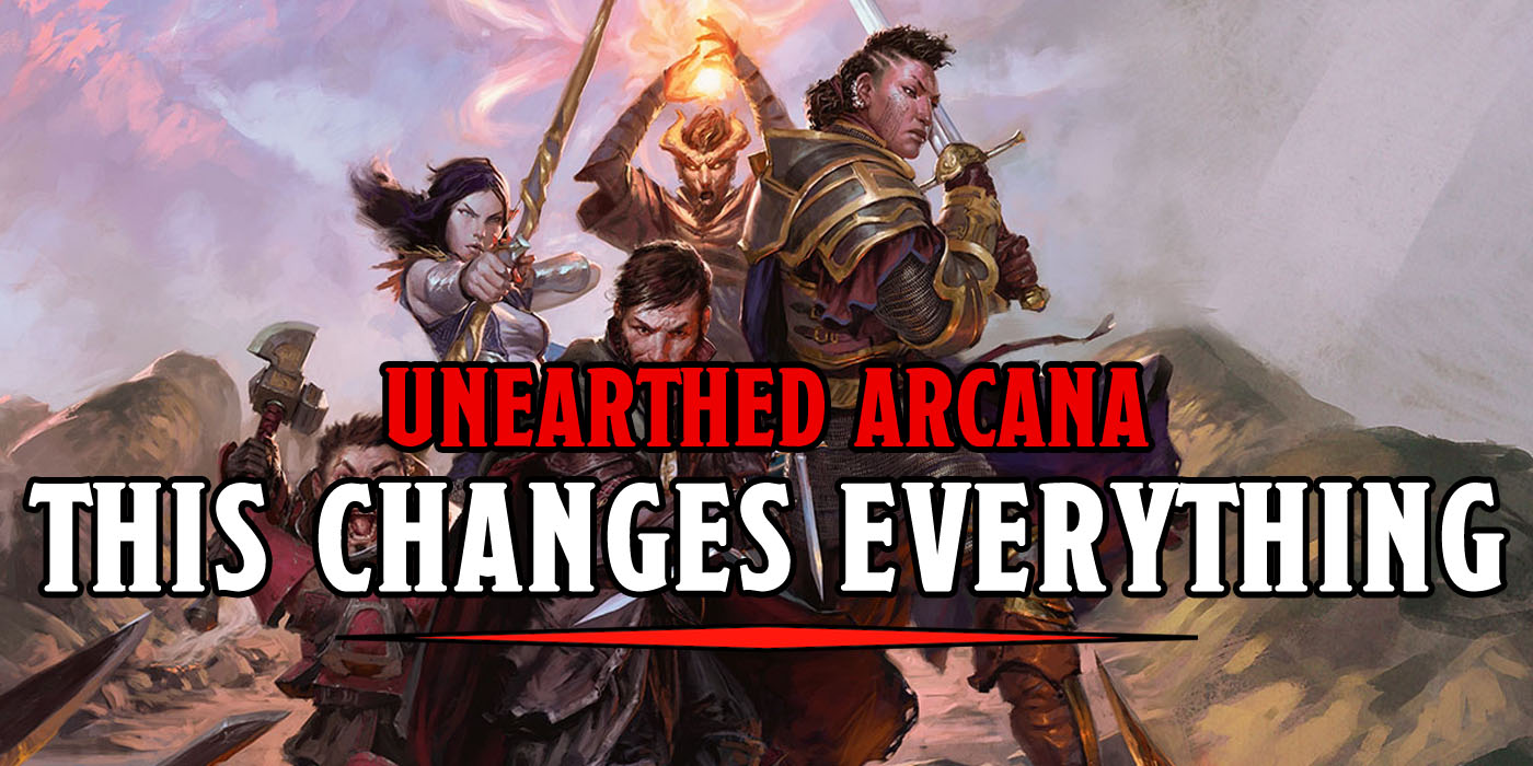 D&D: Well This Changes Everything - Massive New Unearthed Arcana For Core Class Features - Bell of Lost Souls