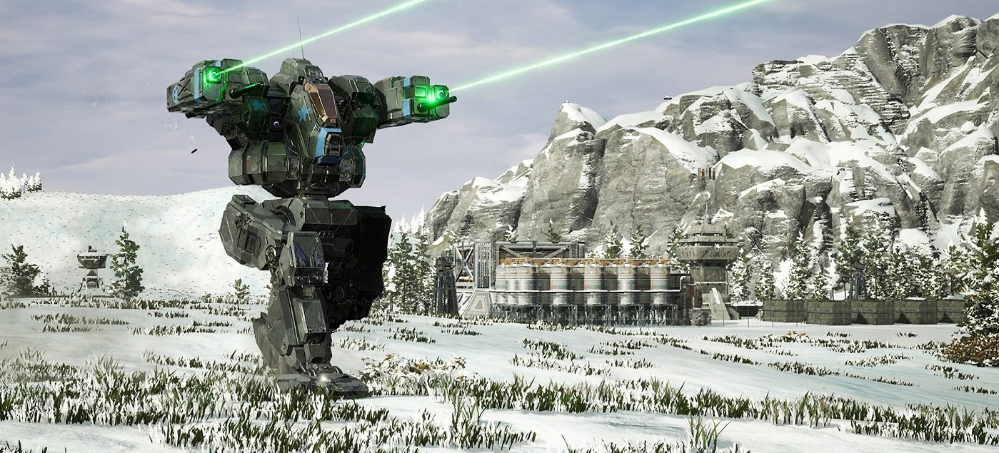 MechWarrior 5: Mercenaries Launches Tomorrow - Bell of Lost Souls