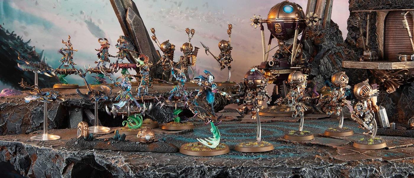 Warhammer Age of Sigmar Aether War NEW