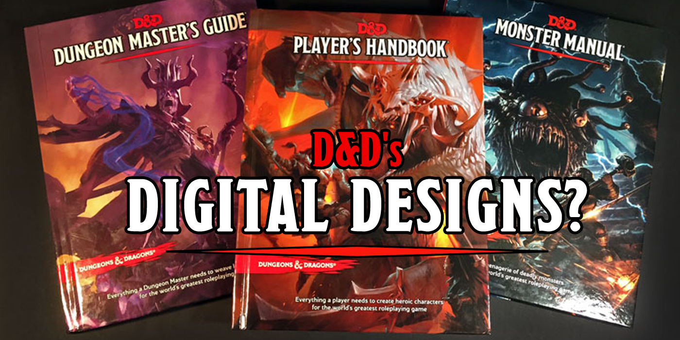 D&D's Digital Designs To Be Revealed By WotC - Bell of Lost Souls