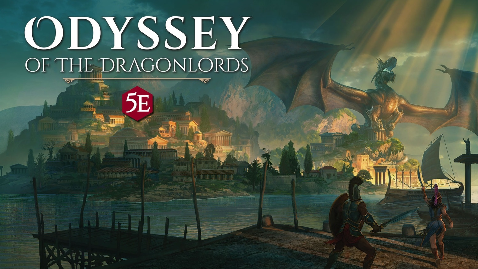 D&D: Odyssey Of The Dragonlords - Bell of Lost Souls
