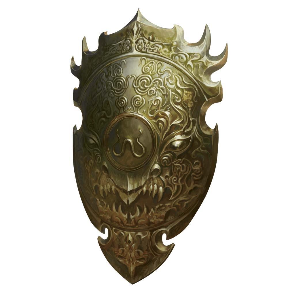 Mikazuki Tenma's [NEW] Vault Shield-of-far-sight