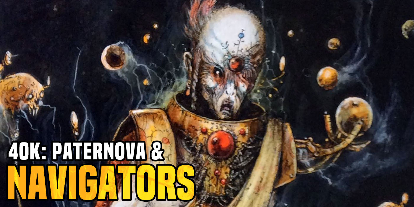 40k loremasters the navigators paternova bell of lost souls 40k loremasters the navigators