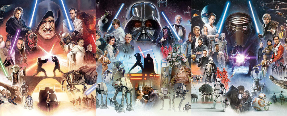 The Best Order To Watch Star Wars Movies In Bell Of Lost Souls