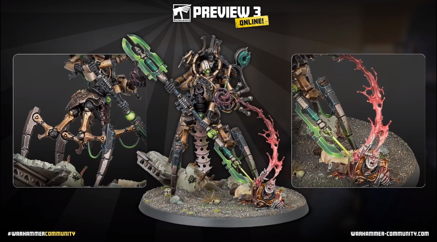 Games Workshop Preview 3: Pariah Previews