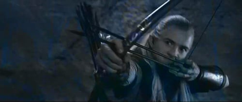 D&D: And My Bow - Five Magic Bows Good Enough For Legolas ...