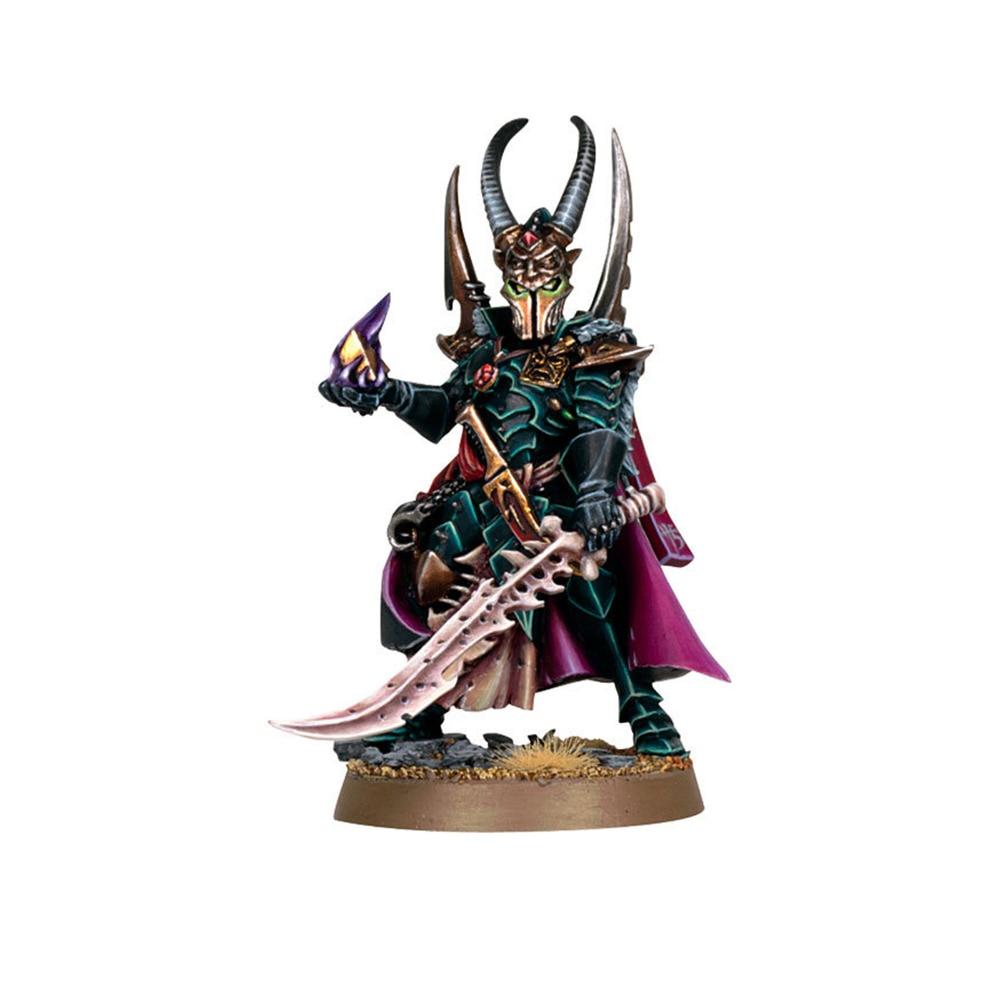 Incubi Single Figure Model Bits Warhammer 40k Dark Eldar