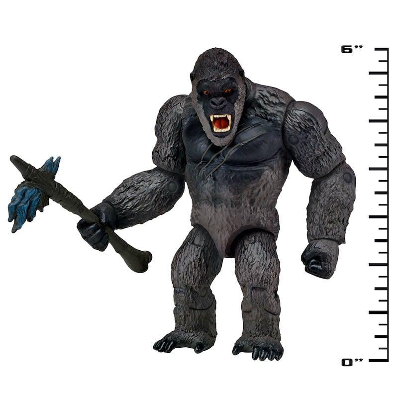 ToyLand: New Toys Give First Look at 'Godzilla vs Kong ...