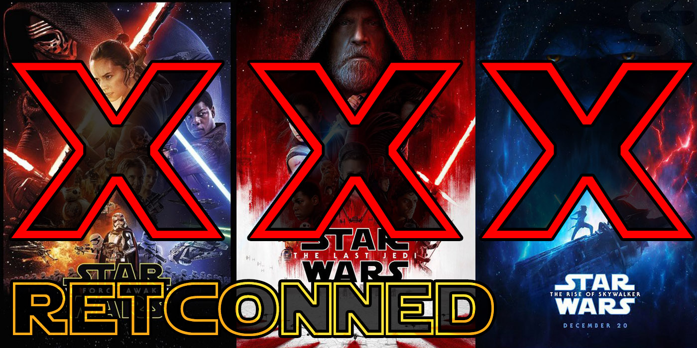 Star Wars Disney May Retcon The Sequel Trilogy Bell Of Lost Souls