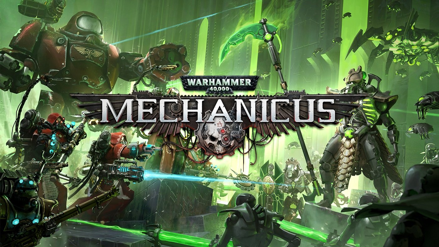 Warhammer 40k Mechanicus Is Now