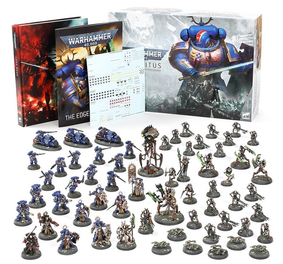 x1 Indomitus Primaris Captain Space Marines Warhammer 40k NoS
