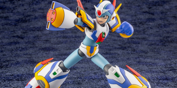 ToyLand: Take On Sigma with this New Mega Man X4 Model Kit