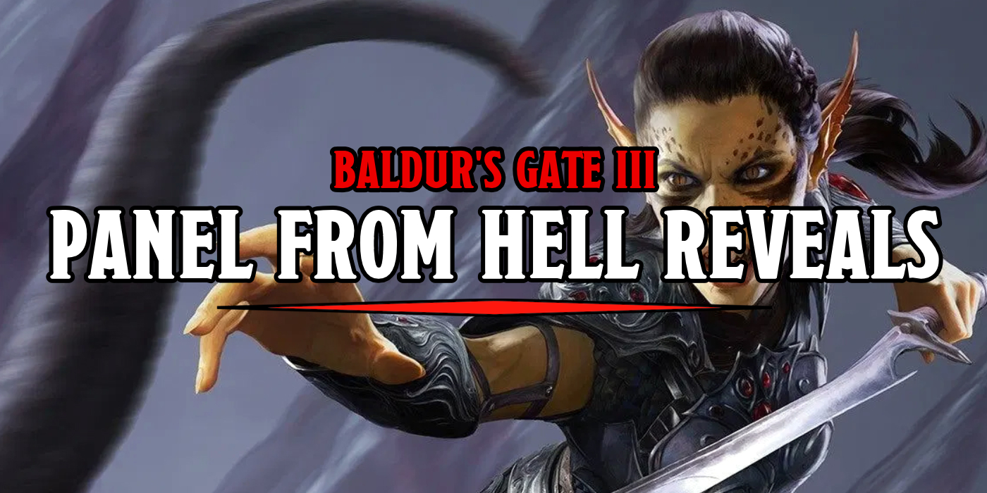 D D Breaking Baldur S Gate 3 Panel From Hell Reveals Bell Of Lost Souls
