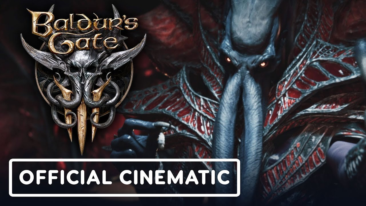 D D Watch The Full Baldur S Gate 3 Opening Cinematic Bell Of Lost Souls