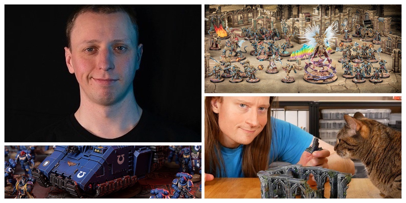 Warhammer 40K: Hobby Talk With Duncan Rhodes, Oscar Lars & Goobertown Hobbies - FTN - Bell of Lost Souls