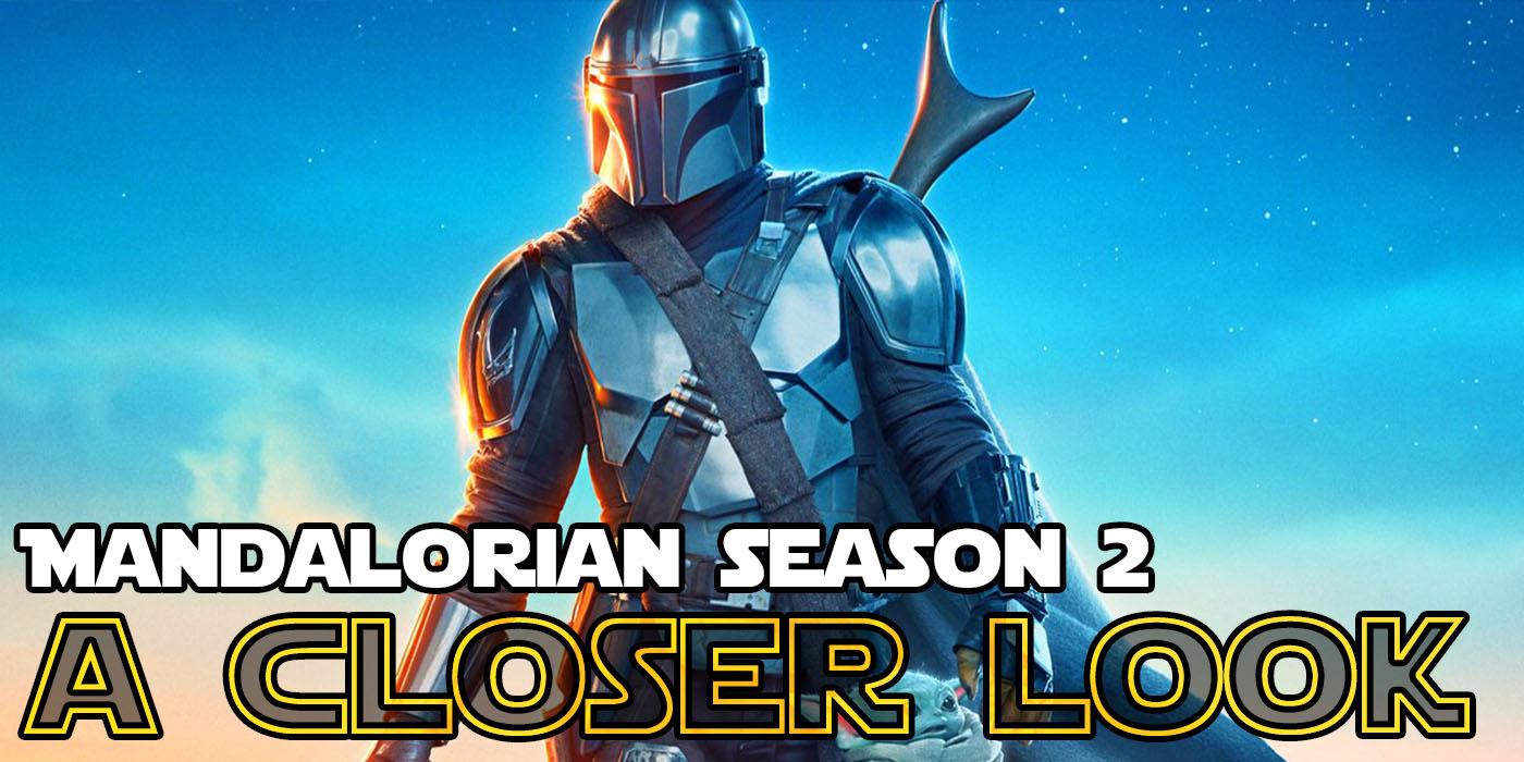 Mandalorian Season Two A Closer Look Bell Of Lost Souls
