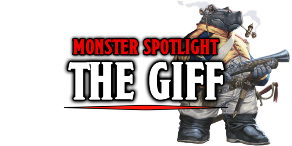 D&D Monster Spotlight: Space Hippos Are The GIFFt That Keeps On Giving