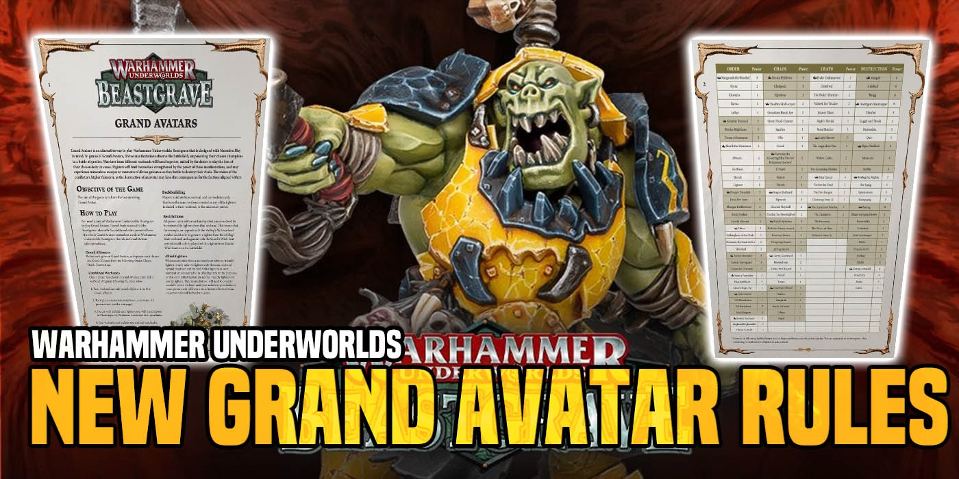 Warhammer Underworlds: New Alliances Introduced - Mix-and-Match Warbands - Bell of Lost Souls