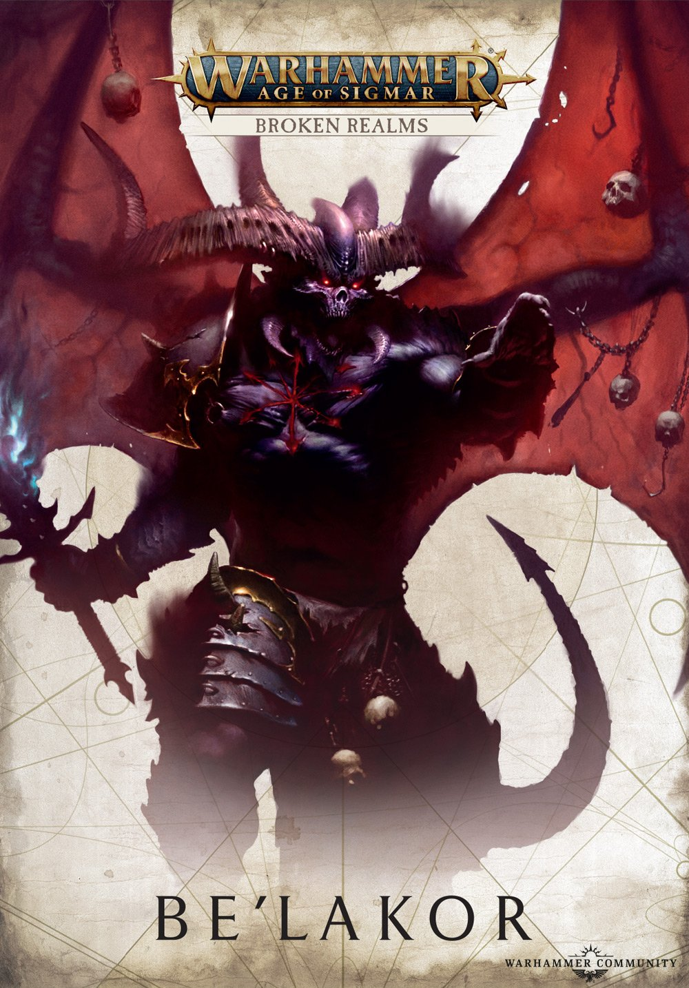 Warhammer: New Model Monday - Be'lakor Edition - Bell of ...