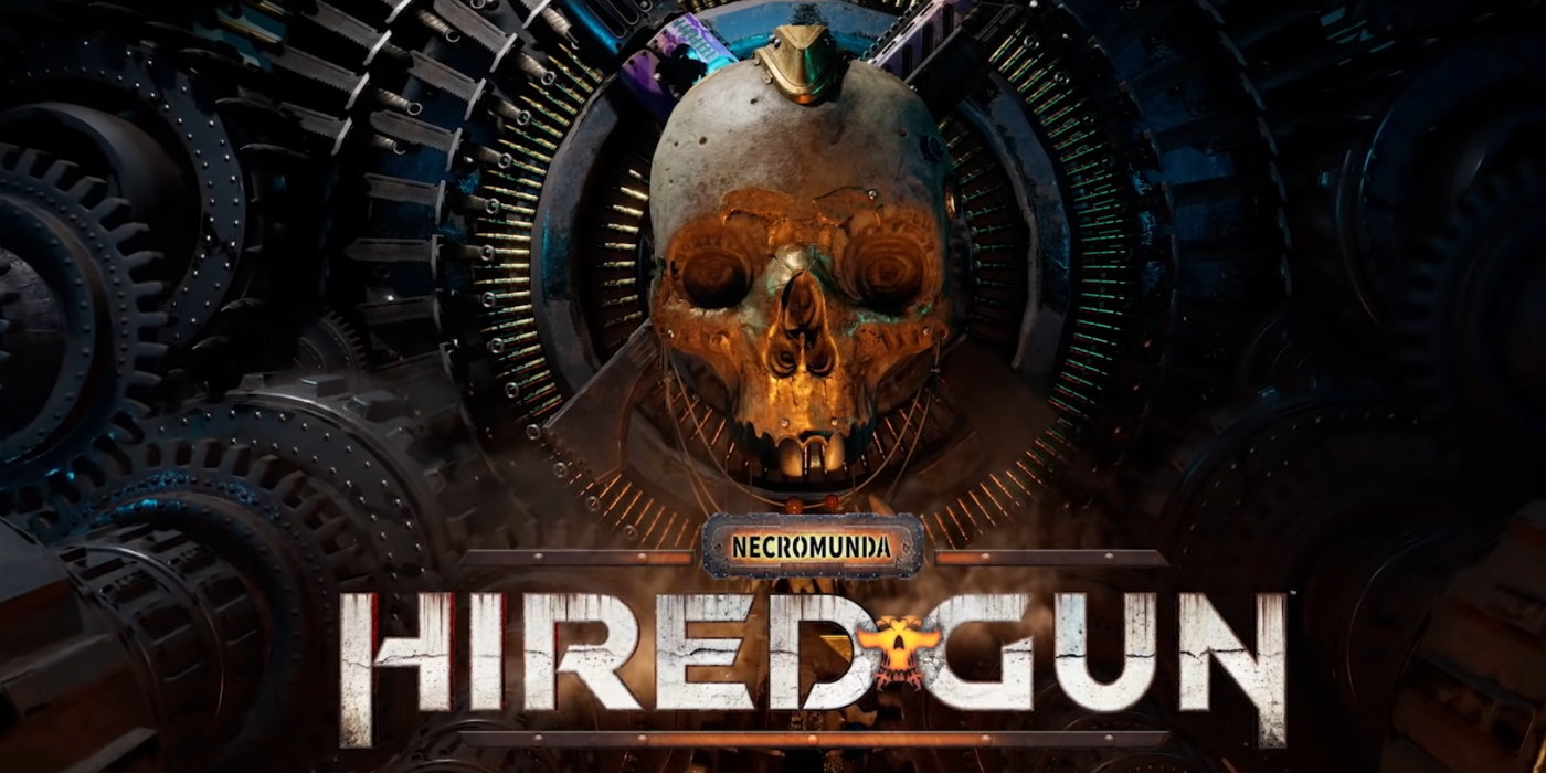Warhammer 40K: Check Out Hired Gun's Action-Soaked Gameplay - Bell of Lost Souls