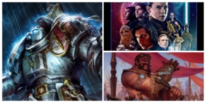 D&D Price Increase & Artificer Guide, 40K Grey Knight Stat Updates, Star Wars Mistakes