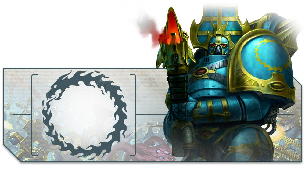 Warhammer 40K: Thousand Sons Codex Previews - Bell of Lost Souls