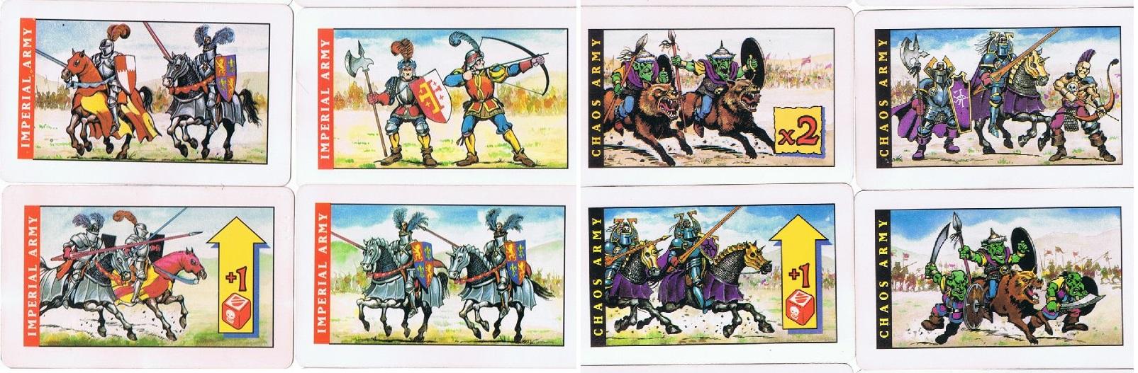Battle Master Battle Cards
